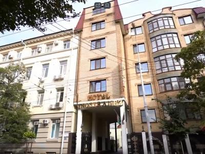 Отель «Иностранец» /Hotel Inostranez